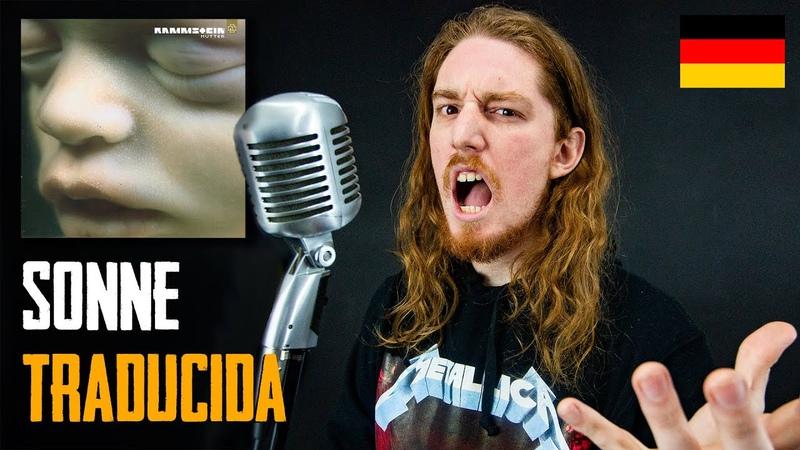 ¿Cómo sonaría SONNE RAMMSTEIN en Español Nico Borie