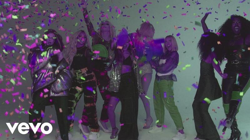 Little Mix - Little Mix VS Dirty Trix - Bounce Back (M-22 Remix Pride Edition)