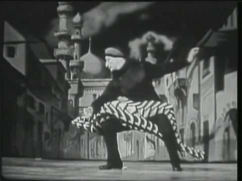 Janik Arnaut's Snake dance 1952