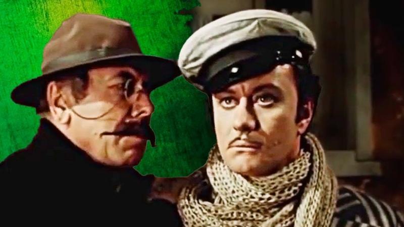 Пролетарий умственного труда работник метлы Цитаты из фильма 12 стульев 1976
