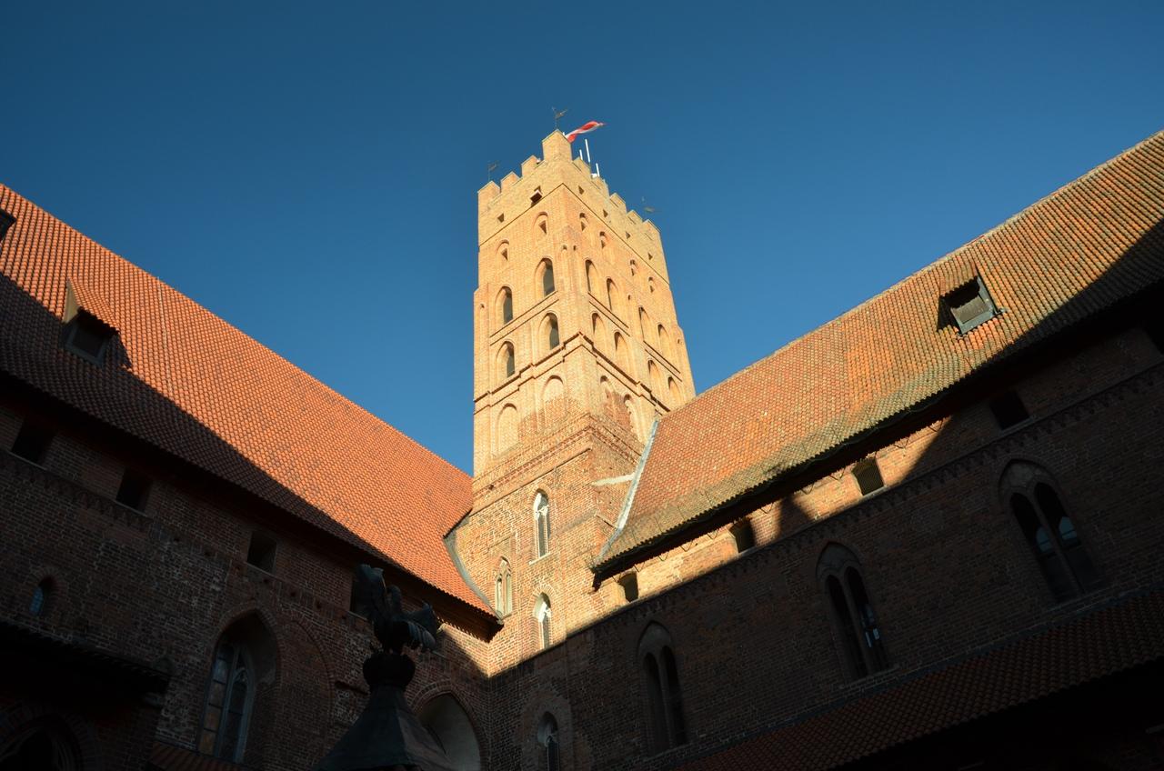 NtZkvMRuTNs Мальборк - столица рыцарей в Польше.