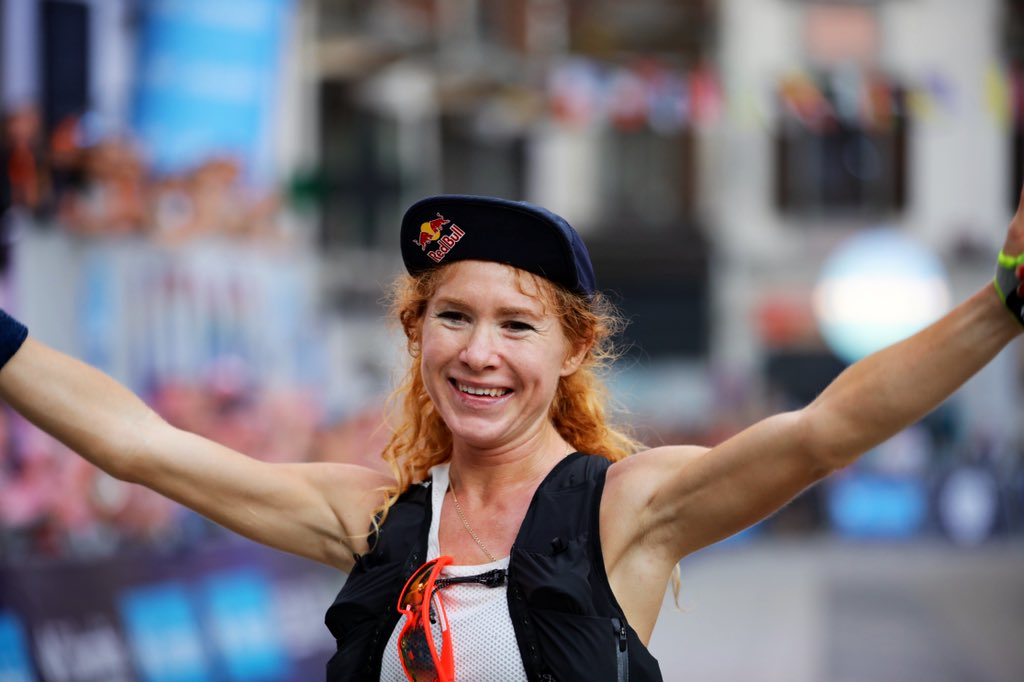 Katya Mityaeva UTMB 2019
