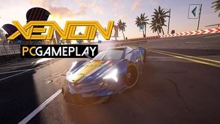 Xenon Racer Gameplay (PC HD)
