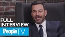 Jimmy Kimmel On Hosting The Emmy's Making People Angry More PeopleTV Entertainment Weekly