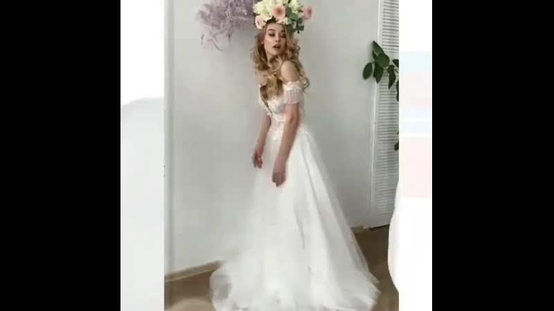🔥В наличии 🎁Акция СКИДКИ от 20% на все платья ▶️Приходите на примерку ▶️Свадебный салон Иль Д Амур г Хабаровск ул Шеронова