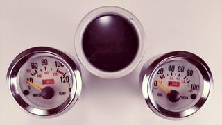 sensors AUTO GAUGE for SPORTS cars PARSING what's inside ASMR | спортивные датчики АСМР разбор