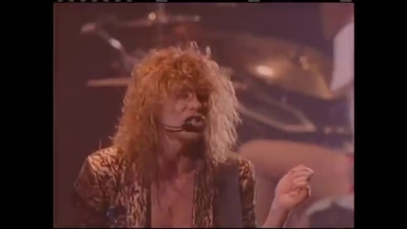 DEF LEPPARD Pour Some Sugar On Me Official Music Video