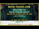 Hour-trade   Hyip Paying - Cập Nhật Rút Tiền Site Hyip