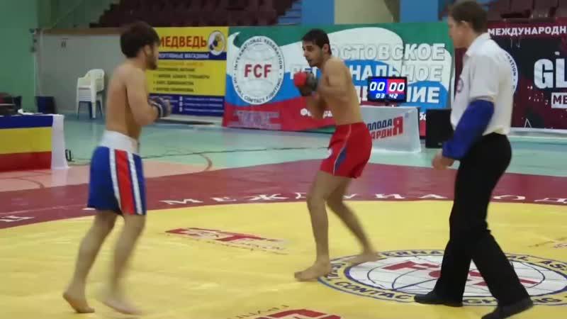 Global Fight Zone FCF MMA 2012 Kuramagomedov Murad 2 mp4