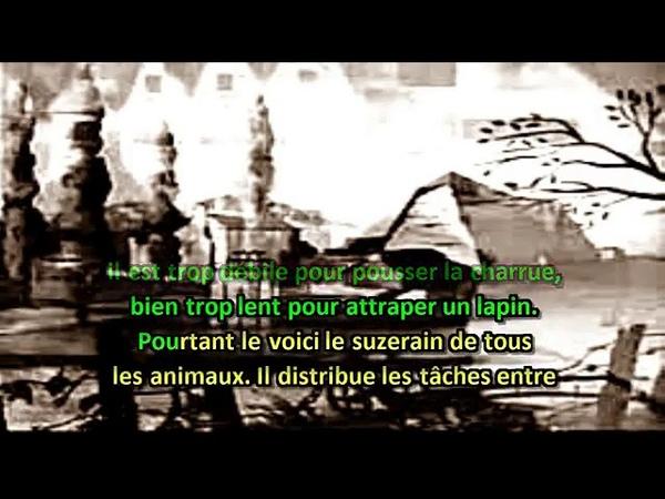 La Ferme des animaux Roman de George Orwell Pour les GiletJaune GiletsJaunes