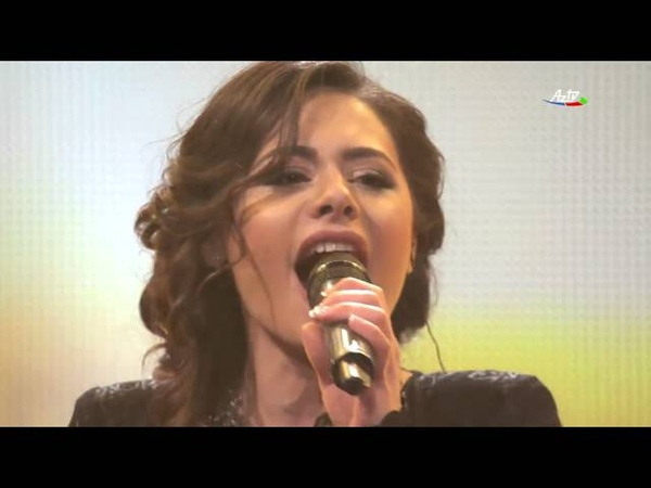 Samira Efendiyeva Tunzale Bu Qatarın Dalınca Baxma 1 2 final The Voice of Azerbaijan 2015