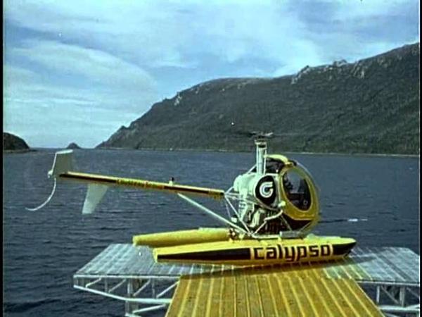 30 1975 Жизнь на краю света Подводная одиссея команды Кусто
