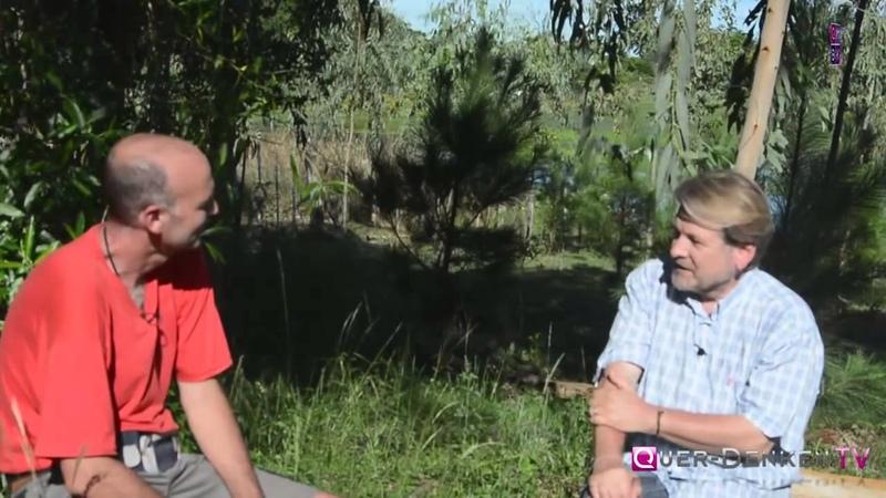 TheParentTreeFarm in Paraguay einzigartige ökologische Aufforstung zerstörten Regenwaldes Teil 3