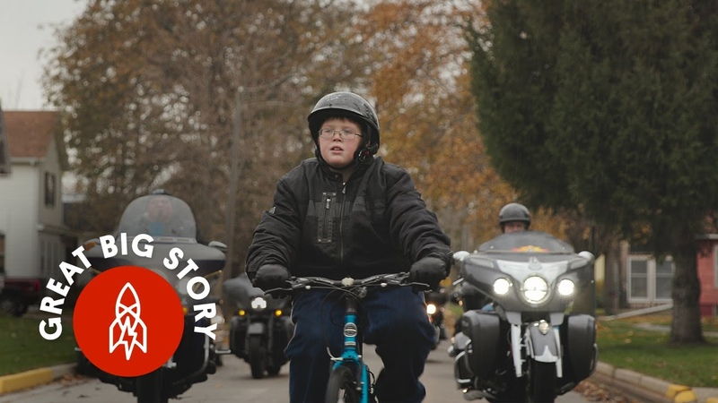 How a Biker Club Helped Stop Bullying