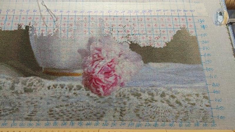 Пионы от ЭСТЭ 25% Многоцветка в петитах