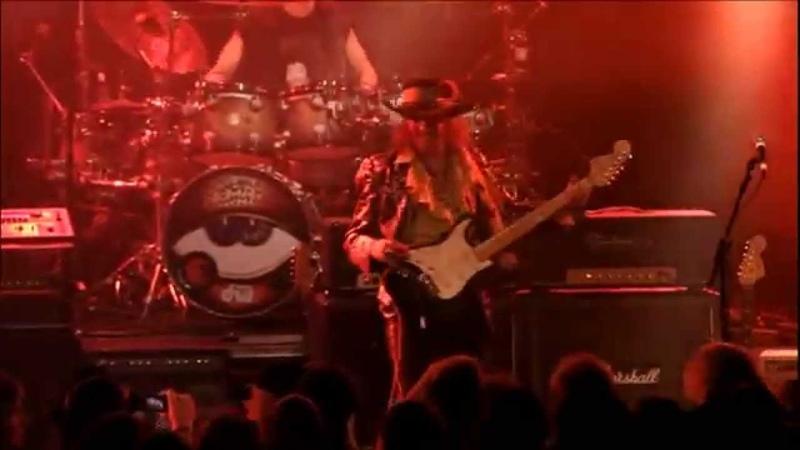 Randy Hansen Band - Voodoo Chile (slow) - Jimi Hendrix - full HD