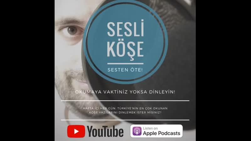 02. Yılmaz Özdil Bu diyanet, Türk Milletinin diyaneti olamaz - Sesli Köşe 9 Kasım 2019 Cumartesi.mp4
