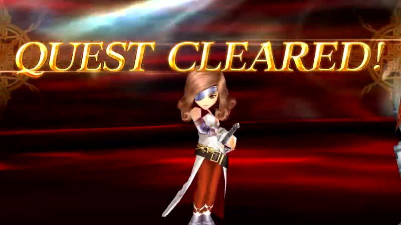 Беатрис из Final Fantasy IX в игре Dissidia Final Fantasy Opera Omnia