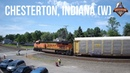Live Railcam WEST VIEW from Chesterton Indiana