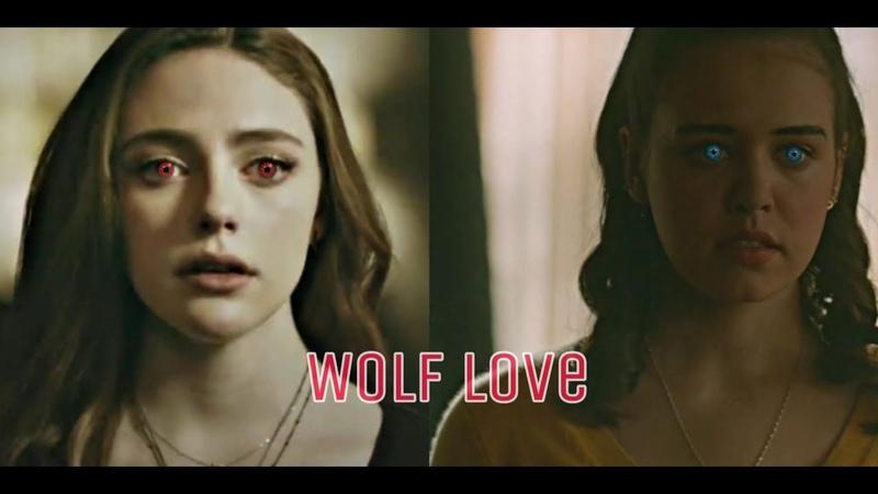 Hope josie the true love of wolf hosie AU