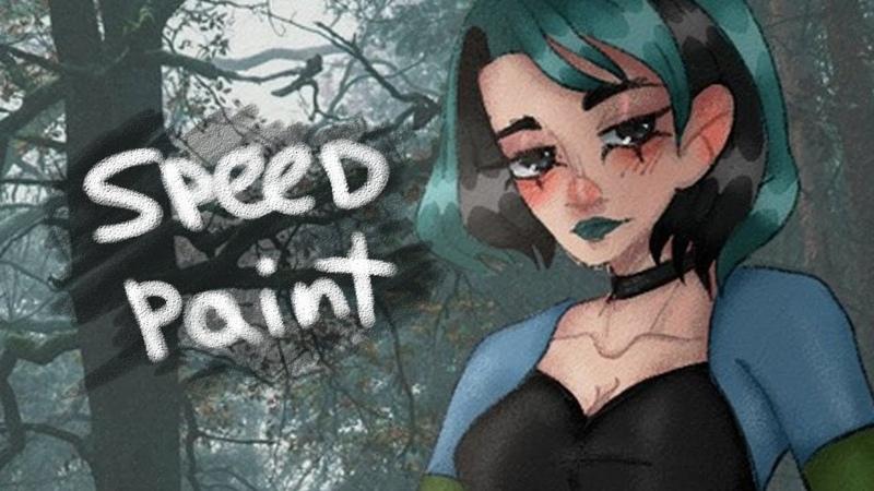 Speedpaint Остров Отчаянных Героев Гвен