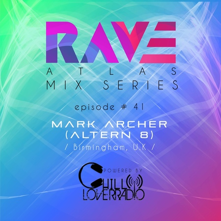 Rave Atlas Mix Series S1 E 41
