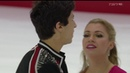 Marjorie LAJOIE Zachary LAGHA Free Dance 2020 Canadian National Skating Championships