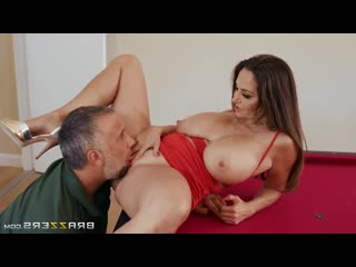 Ava Addams - Sinking Some Balls Milf [2020 Big Ass, Big Tits, Blowjob, Foot Fetish, Cheating,Deepthroat,Handjob, MILF]
