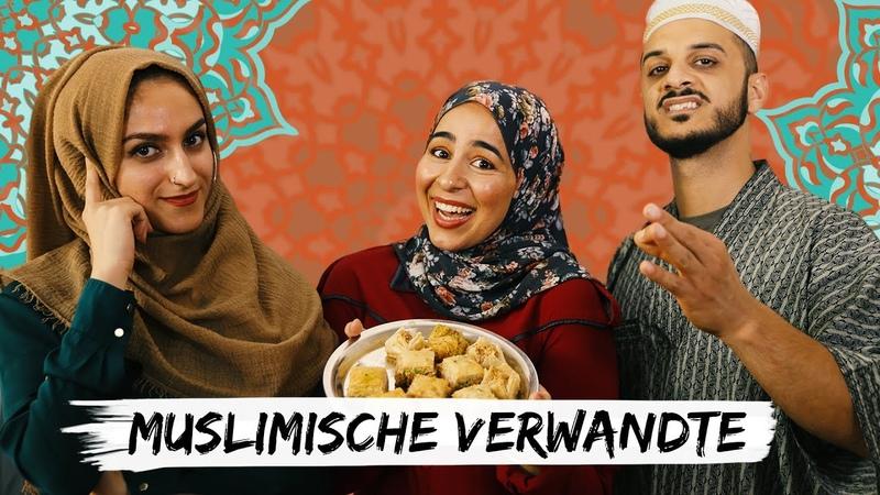 Arten von Muslimischen Verwandten