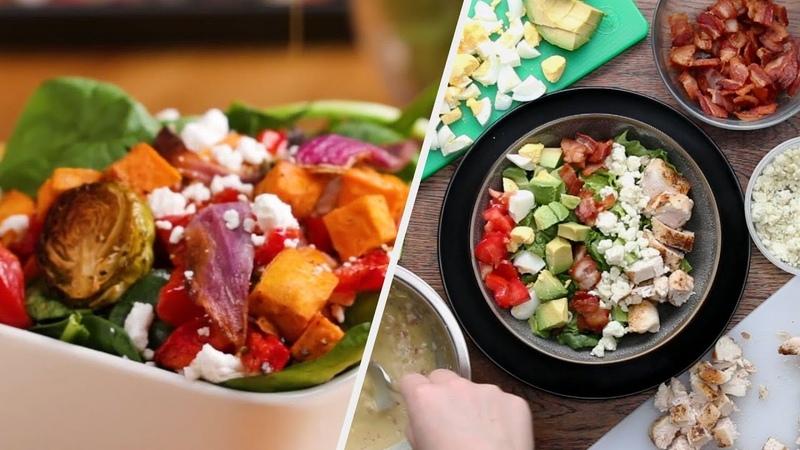 6 Refreshing Salads To Enjoy This Summer Tasty Recipes
