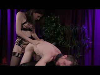 I'm Your Nasty Girl: Eva Maxim Submits Her Body to Ricky Larkin