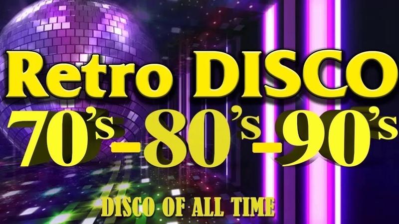 Nonstop Disco Hits 70 80 90 Greatest Hits Best Eurodance Megamix Nonstop Disco Music Songs Hits