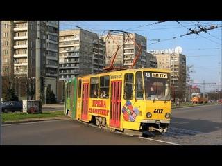 Калининградский трамвай начало 2000-х