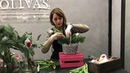 2 Создание корзины с елью и тюльпанами