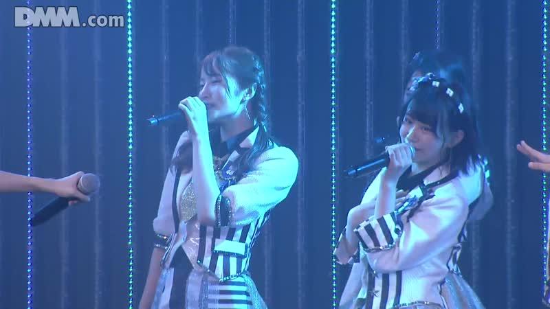 NMB48 Team BII Bokura no Regatta @ 190618 NMB48 Stage BII5