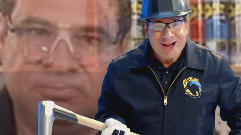 Phil Swift Has a Mental Breakdown Again