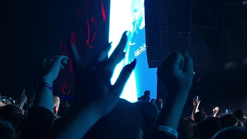 Oxxxymiron - Накануне (live, 60 FPS, Full HD, 24.08.2019, Booking Machine Festival 2, Москва)