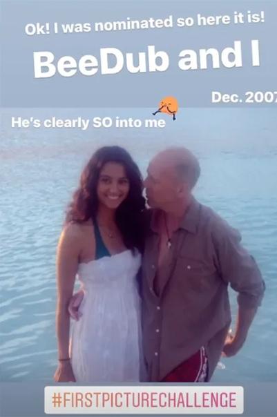 """Жена Брюса Уиллиса прокомментировала его карантин с Деми Мур: """"Скучаю и люблю"""""""
