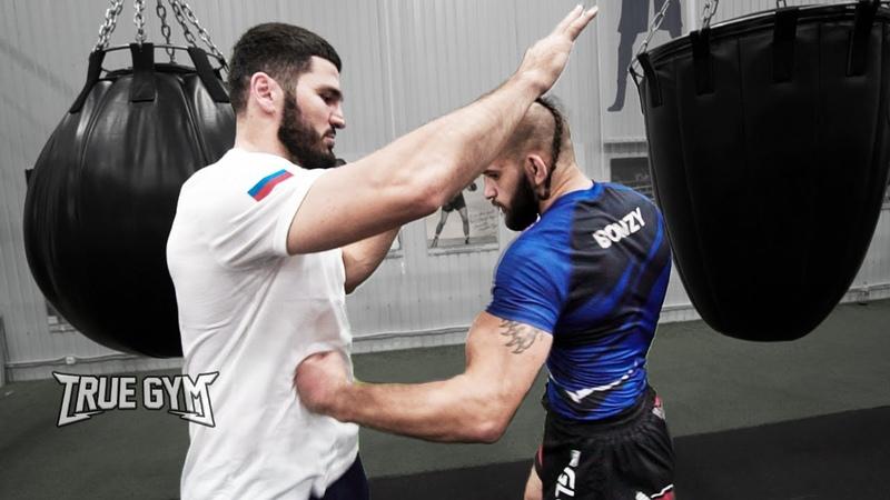 Нокаутер Бетербиев учит бить Бойца из Морга Советы чемпиона мира по боксу