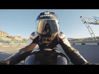 {Vlad1000RR} Отпустил Руку На Скорости 299 Км В Час - Самый Опасный Трюк На Мотоцикле