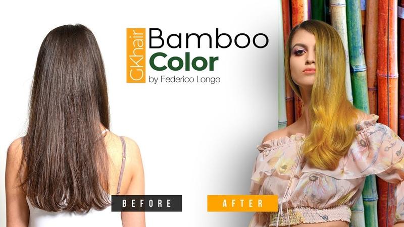 GKhair Bamboo Color