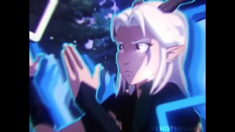 The dragon prince rayla edit vine