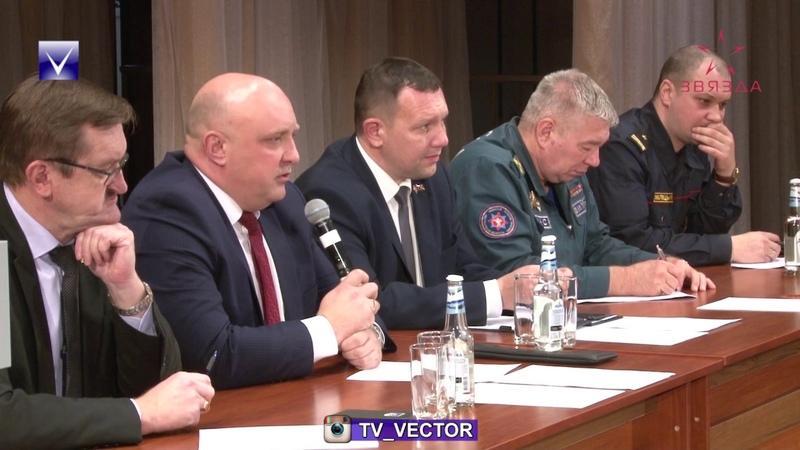 Глава города Дмитрий Демидов встретился с общественностью