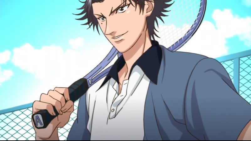 Tennis no Ouji sama Pair Prince 01 Raw