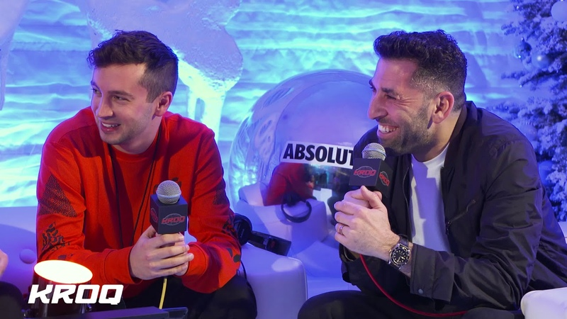 Twenty One Pilots Interview at KROQ Almost Acoustic Christmas 2019