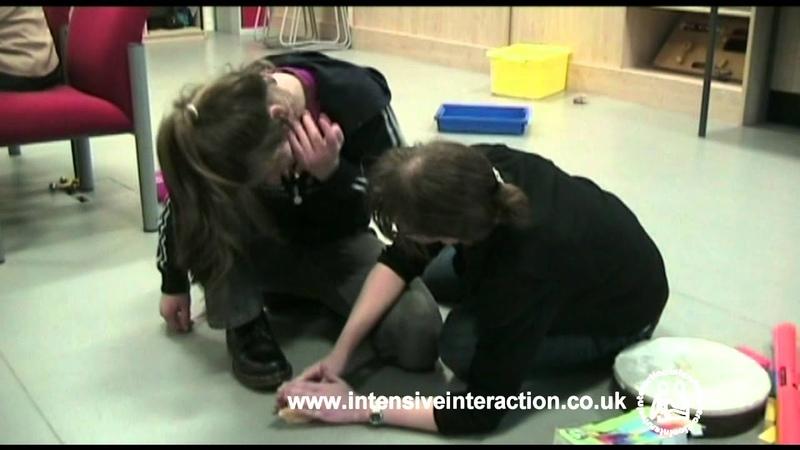 Intensive Interaction Jennifer Lana 1