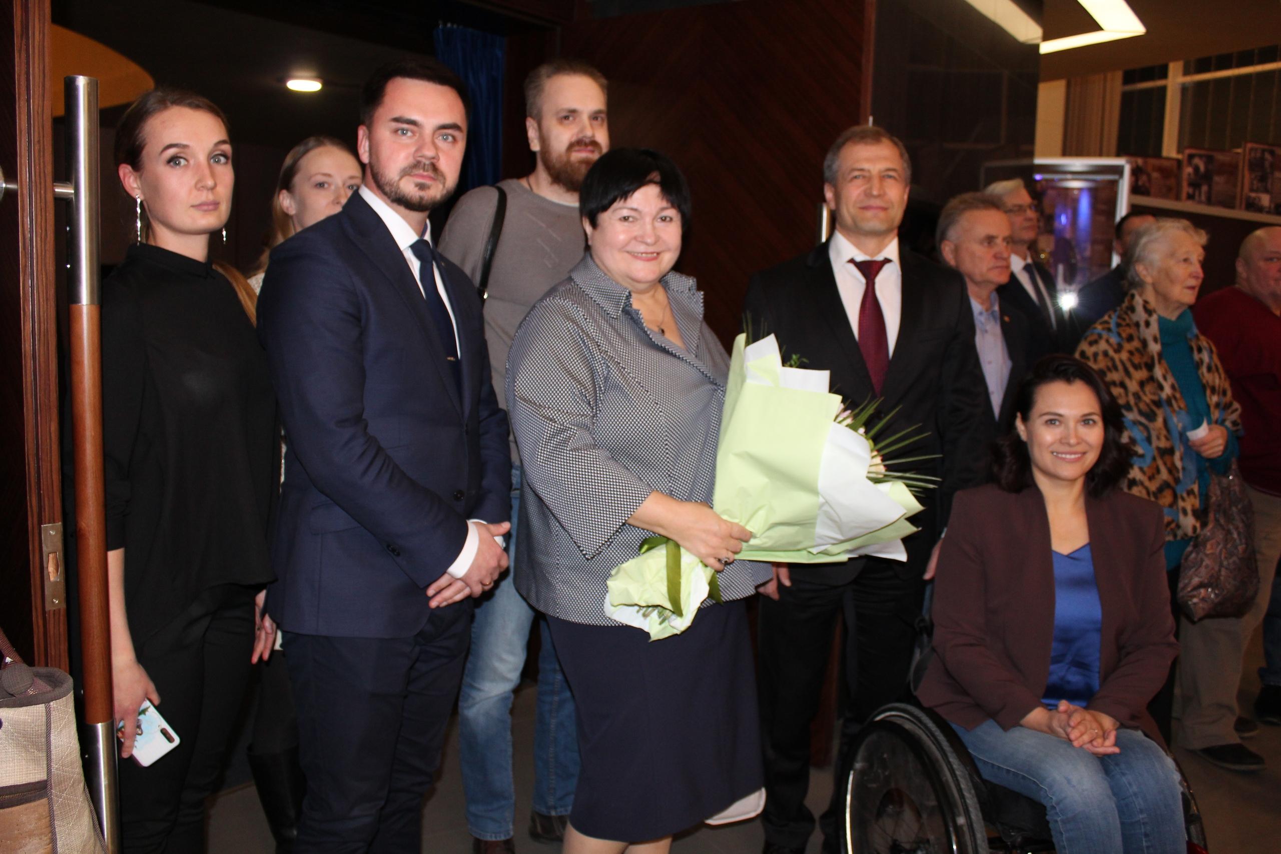 Председатель и депутаты городской Думы посетили Театр юного зрителя