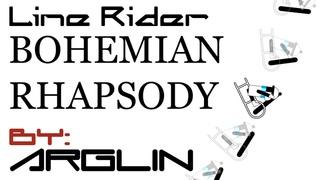 Line Rider - Bohemian Rhapsody SYNCED LR Vanilla