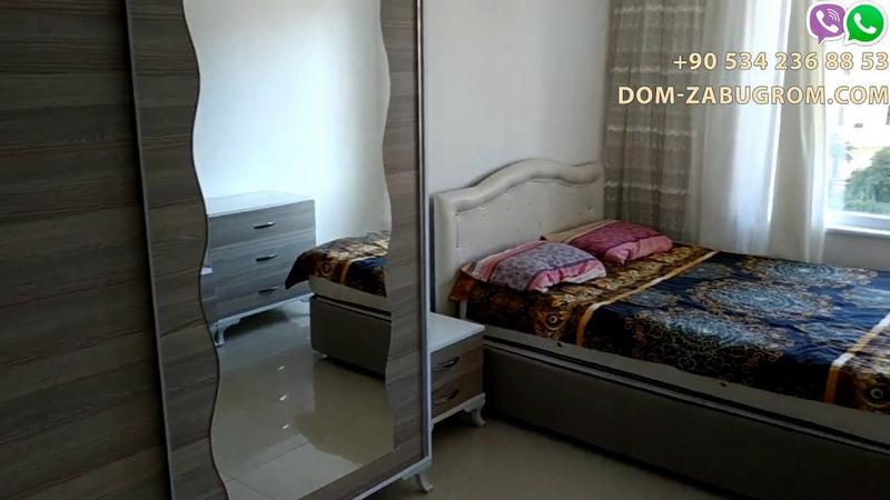 Квартира в Алании 2 1 которую стоит купить Вечное лето Дом за Бугром