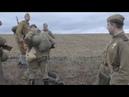 Стрелковое отделение КА Форсирование Днепра октябрь 1943 Red Army machinegun sqouad Oktober 1943